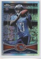 Kendall Wright /216