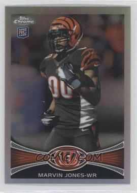 2012 Topps Chrome Refractor #194 - Marvin Jones