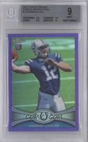 Andrew Luck /499 [BGS 9]