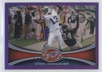 Steve Johnson /499