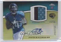 Justin Blackmon /50