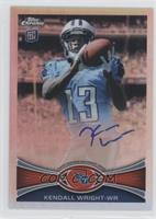 Kendall Wright /178