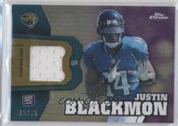 Justin Blackmon /75