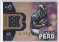 Isaiah Pead /75