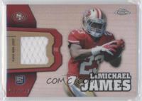 LaMichael James /150