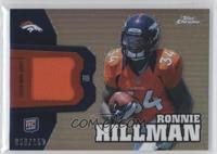 Ronnie Hillman /150