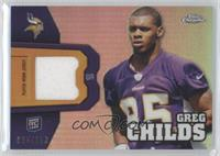 Greg Childs /150