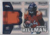 Ronnie Hillman /99