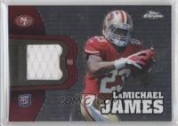 LaMichael James