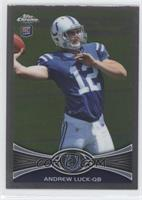 Andrew Luck (Throwing Ball)