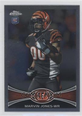 2012 Topps Chrome #194 - Marvin Jones