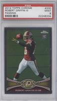 Robert Griffin III (Red Jersey) [PSA 9]