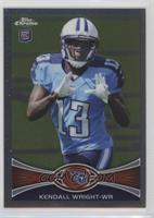 Kendall Wright (No Ball Visible)
