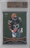 Trent Richardson (Ball in right hand) [BGS 9.5]