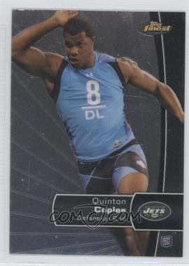 2012 Topps Finest - [Base] #136 - Quinton Coples