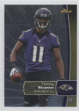 2012 Topps Finest - [Base] #150 - Tommy Streeter