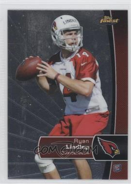 2012 Topps Finest #105 - Ryan Lindley