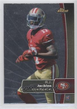 2012 Topps Finest #111 - A.J. Jenkins