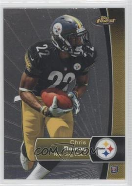 2012 Topps Finest #114 - Chris Rainey