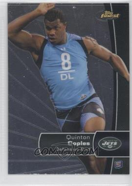 2012 Topps Finest #136 - Quinton Coples
