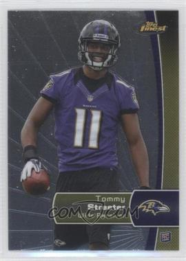 2012 Topps Finest #150 - Tommy Streeter