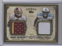 Robert Griffin III, Kendall Wright /15