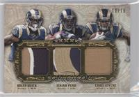 Brian Quick, Isaiah Pead, Chris Givens /10