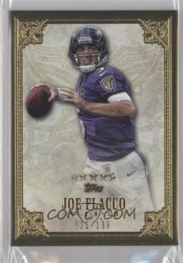 2012 Topps Five Star #107 - Joe Flacco /139