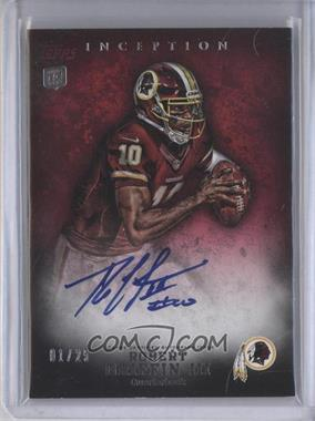 2012 Topps Inception - [Base] - Red #120 - Robert Griffin III /25