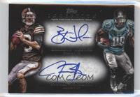 Brandon Weeden, Justin Blackmon /25
