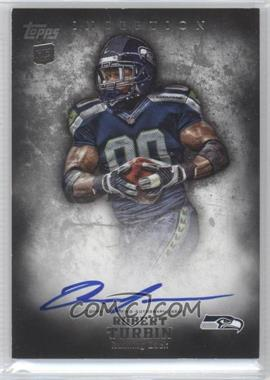 2012 Topps Inception #127 - Robert Turbin