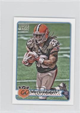 2012 Topps Magic - [Base] - Mini #165 - Trent Richardson