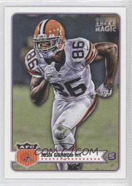 2012 Topps Magic - [Base] #128 - Josh Gordon