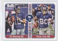 Eli Manning, Victor Cruz