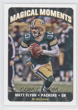 2012 Topps Magic - Magical Moments #MM-MF - Matt Flynn