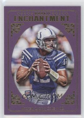 2012 Topps Magic - Rookie Enchantment #RE-AL - Andrew Luck
