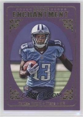 2012 Topps Magic - Rookie Enchantment #RE-KW - Kendall Wright