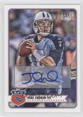 2012 Topps Magic Autograph [Autographed] #136 - Jake Locker