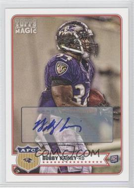 2012 Topps Magic Autograph [Autographed] #15 - Bobby Rainey
