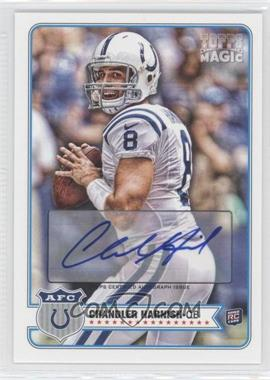 2012 Topps Magic Autograph [Autographed] #155 - Chandler Harnish