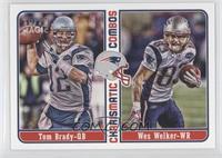 Tom Brady, Wes Welker
