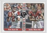 Matt Ryan, Roddy White