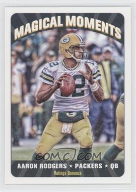 2012 Topps Magic Magical Moments #MM-AR - Aaron Rodgers