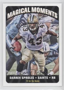 2012 Topps Magic Magical Moments #MM-DS - Darren Sproles
