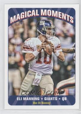 2012 Topps Magic Magical Moments #MM-EM - Eli Manning