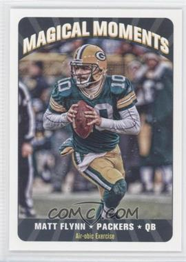 2012 Topps Magic Magical Moments #MM-MF - Matt Flynn