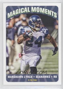 2012 Topps Magic Magical Moments #MM-ML - Marshawn Lynch
