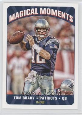 2012 Topps Magic Magical Moments #MM-TB - Tom Brady