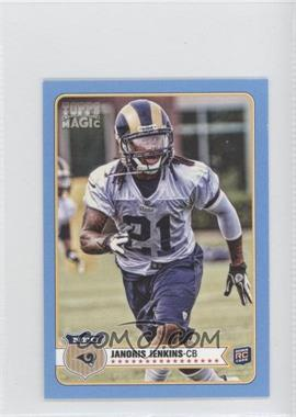2012 Topps Magic Mini Blue #212 - Janoris Jenkins