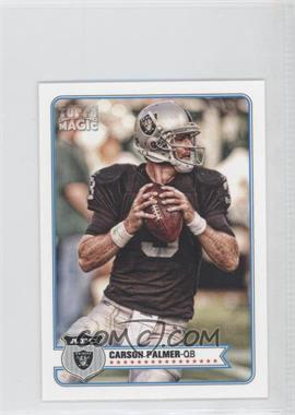 2012 Topps Magic Mini #208 - Carson Palmer
